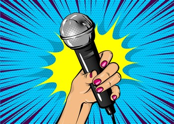 Entertainment Entrepreneurship Helps You Get Your Voice Heard